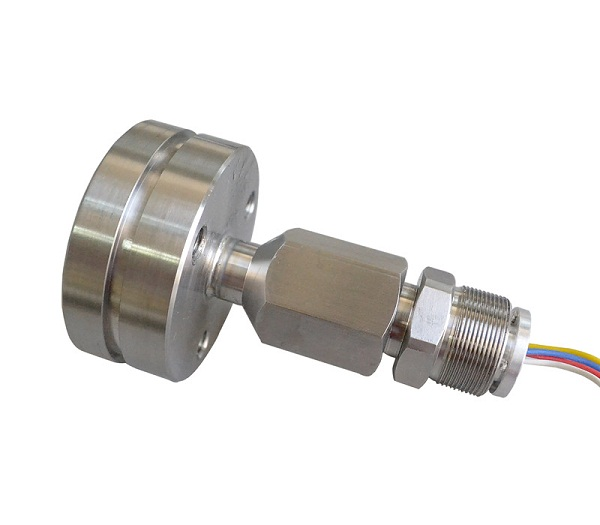 Pressure transmitter for shield tunneling machine